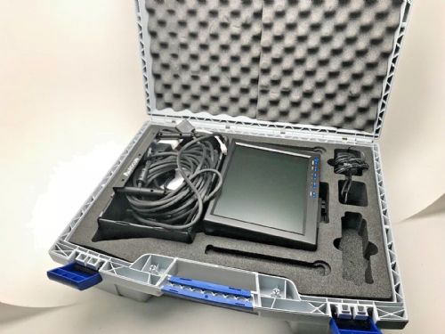 "AUTOCUE OCU-SSP10 10"" STARTER BUNDLE ON - CAMERA UNIT WITH SHUTTLE EXPRESS HAND"